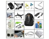 Dell Speakers, Dell Desktop Cable, Dell Desktop Cooling Fan, Dell Laptop Bags