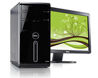 Dell Inspiron Desktop, Dell All in One Desktop, Dell Optiplex Desktop,